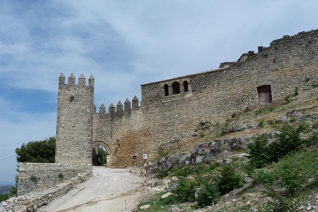 castillo sabiote