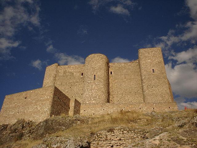 castillo segura sierra