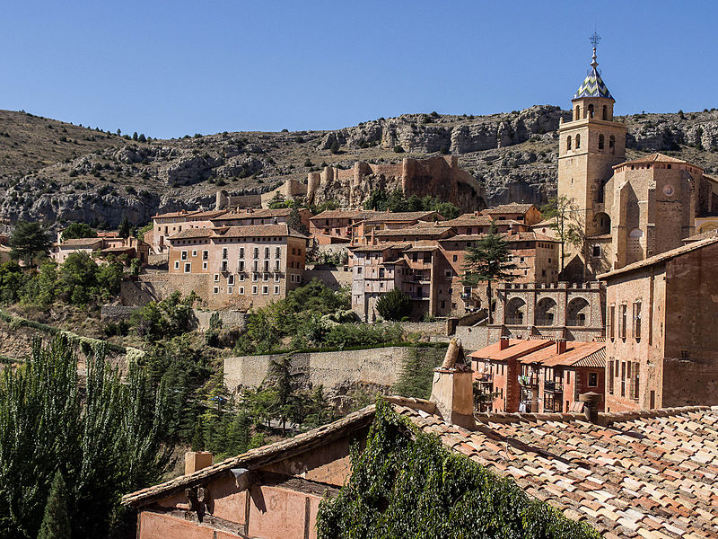 Pueblos De Teruel Mapa De Quemas En Aragon.15 Pueblos Con Encanto En Teruel Sensacion Rural