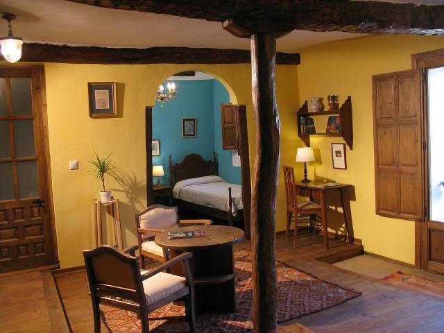 casa rural carpinteria romanones