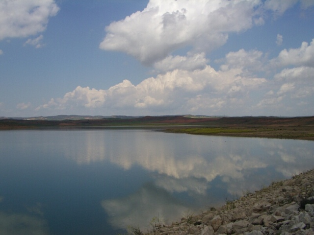 ruta pantano monteagudo vicarias