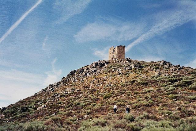 ruta torre almenara sierra gata