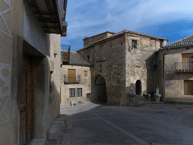 carcel villa pedraza