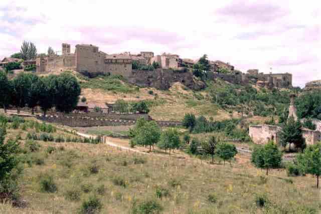 muralla de pedraza
