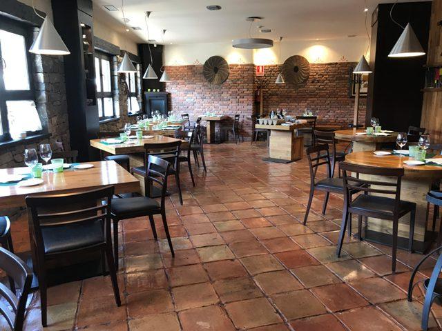 restaurante molin pedrera cangas onis