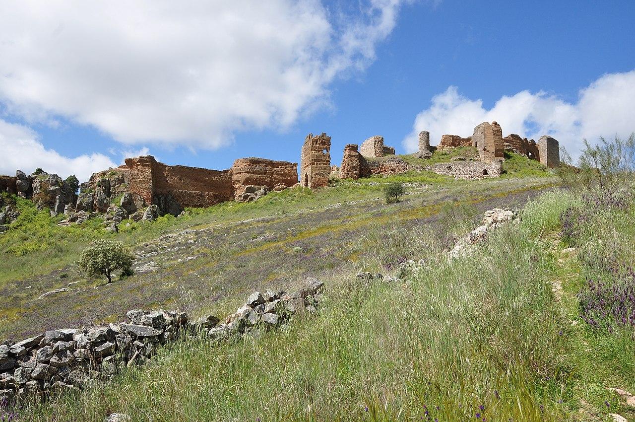 castillo hornachos
