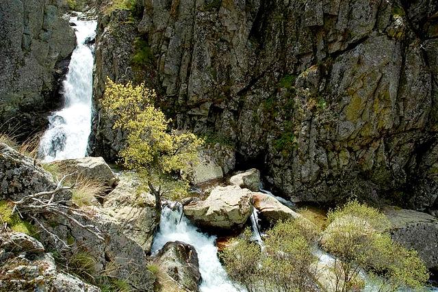 ruta cascadas purgatorio