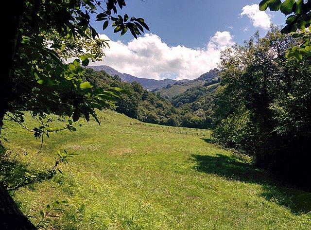ruta molinos bimenes asturias