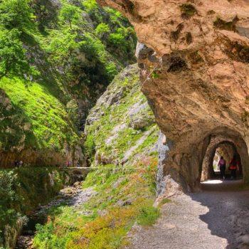 rutas senderismo asturias