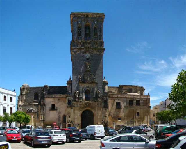 basilica santa maria asuncion arcos frontera