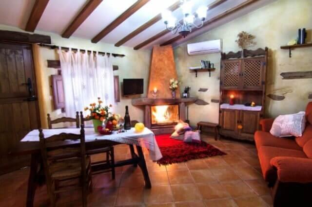 casa rural parejas enamorados jaraiz almeria