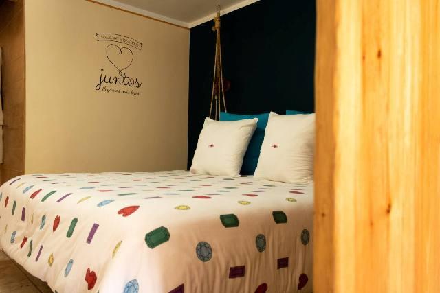 escapada suite rural romantica ohana guadalajara