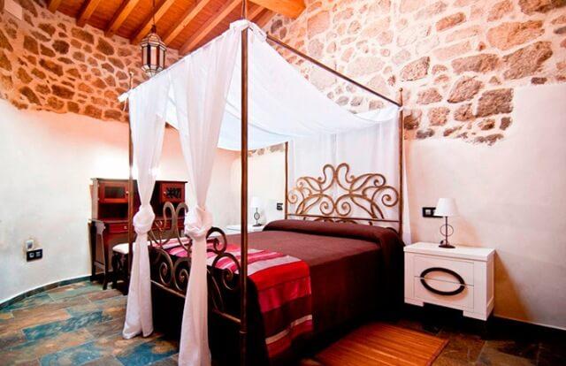 habitaciones romanticas apartamentos a fala