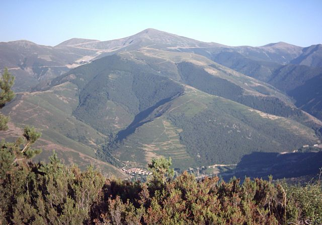 ruta pico san lorenzo
