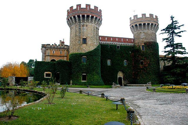 castillo peralada