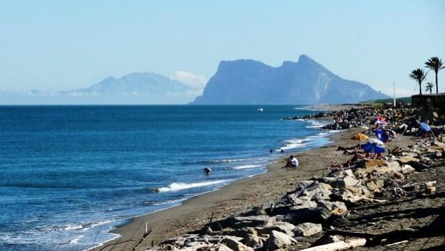 playa sotogrande cadiz