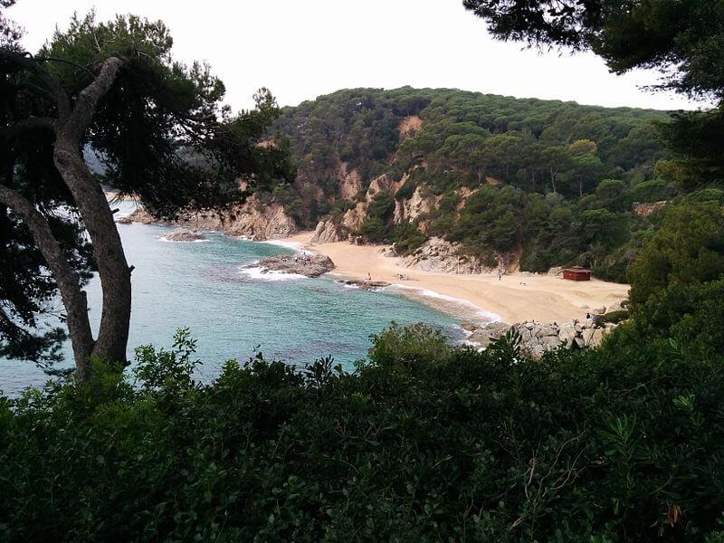 playas nudistas girona
