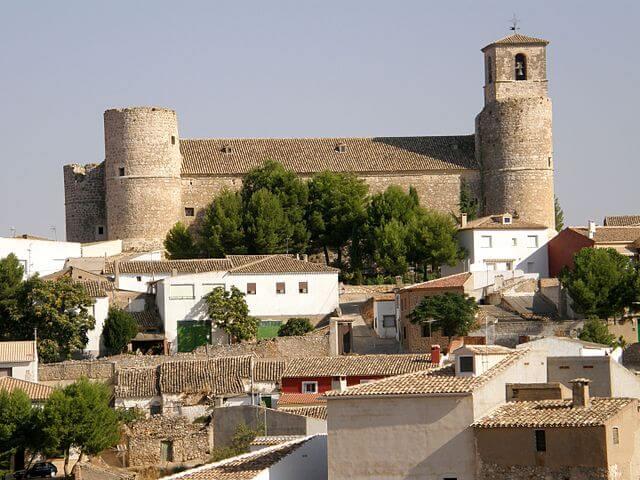 castillo garcimuñoz