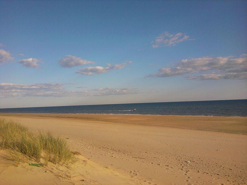 playas nudistas huelva