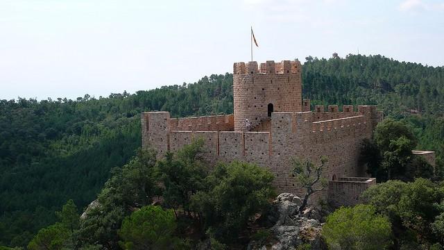 Castell-de-farners