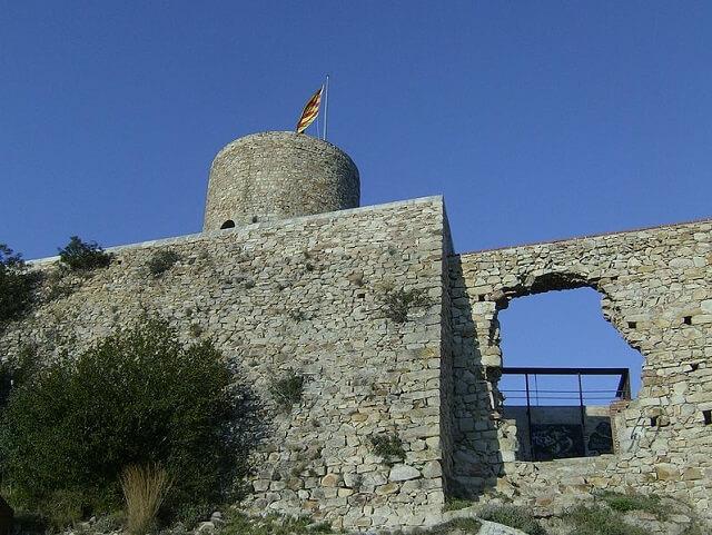 castell sant joan