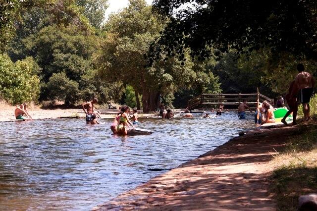 piscina natural la codosera