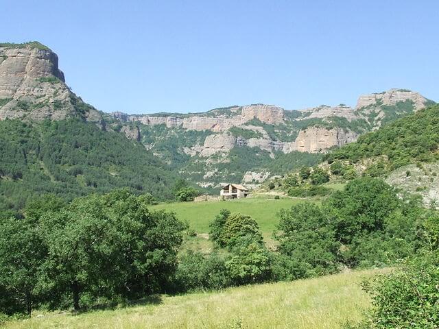 ruta valle serradell