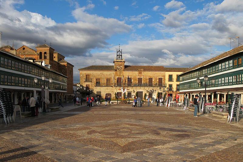 almagro ciudad real