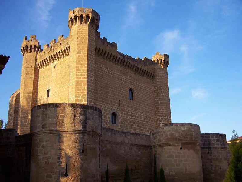 castillos-de-la-rioja