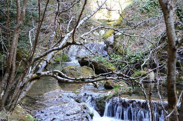 ruta rio puron parque natural valderejo