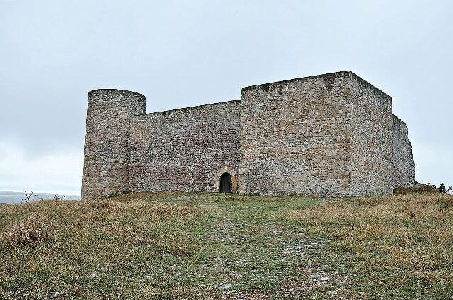 Castillo-de-medinaceli