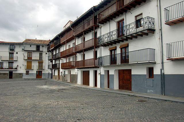 centro historico morella