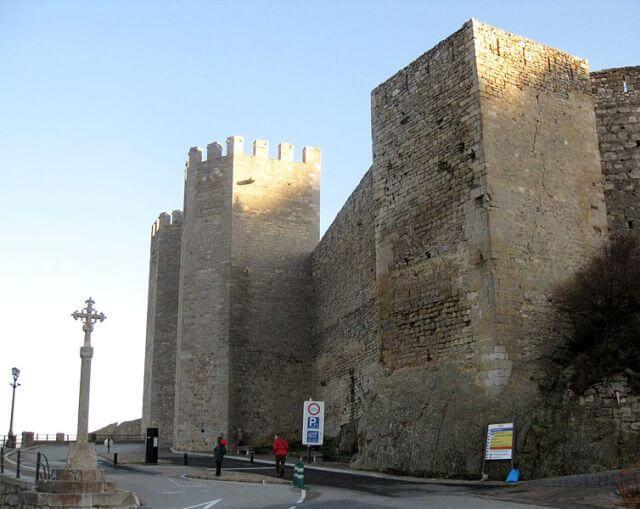 muralla morella