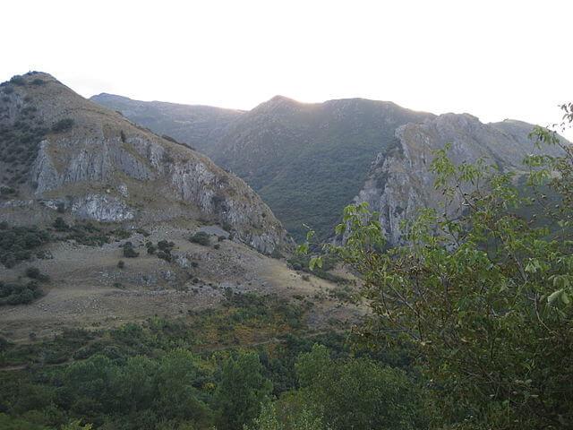 ruta valle silencio