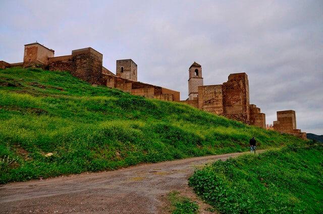 Castillo-de-alora