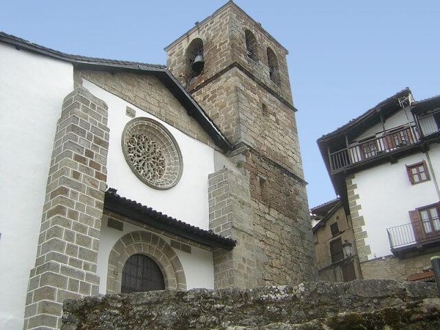 iglesia santa maria asuncion candelario