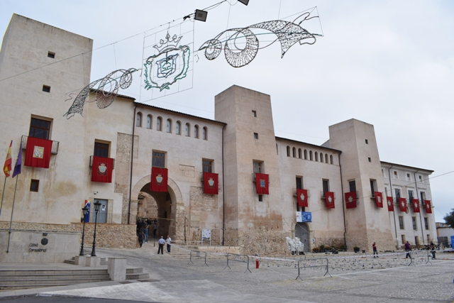 Castillo milan de aragon