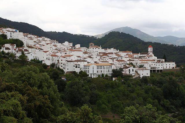 genalguacil pueblo españa