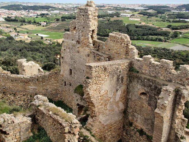 Castell-de-Pallafols