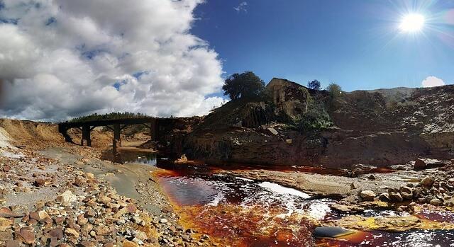 ruta nacimiento rio tinto