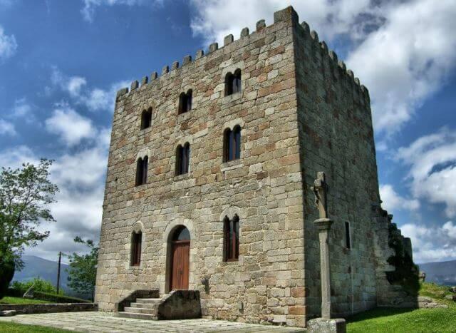 castillo castroduro