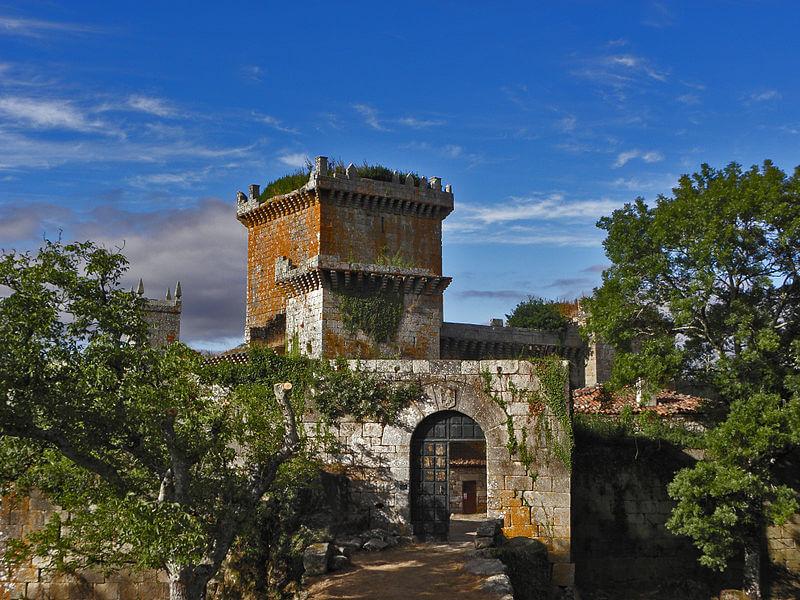 castillos lugo