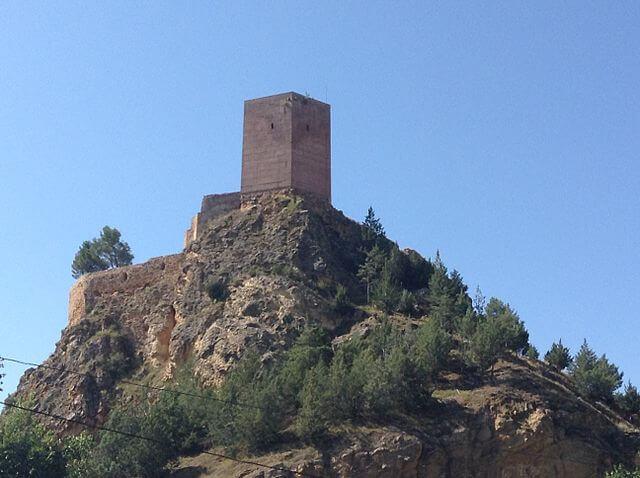castillo cid villel