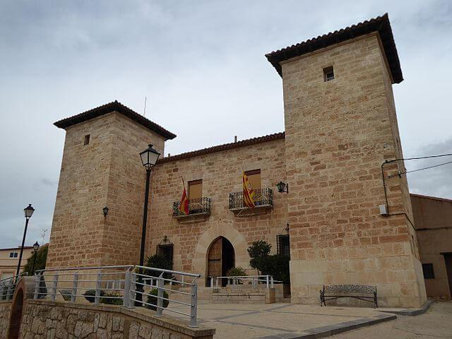 castillo palacio celadas