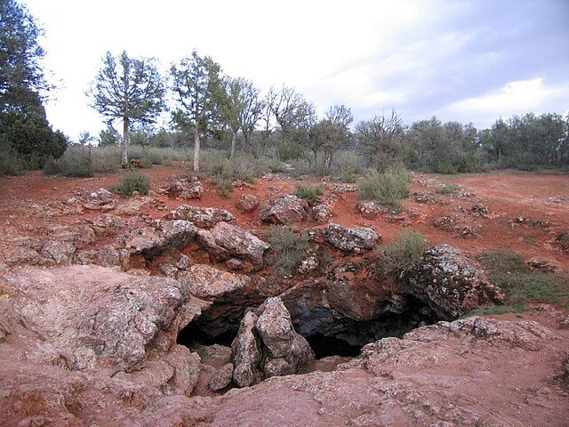 cueva montesinos ossa montiel