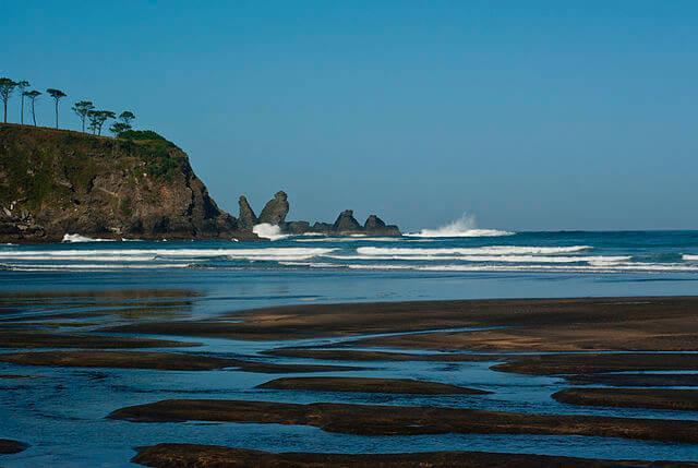 playa barayo asturias