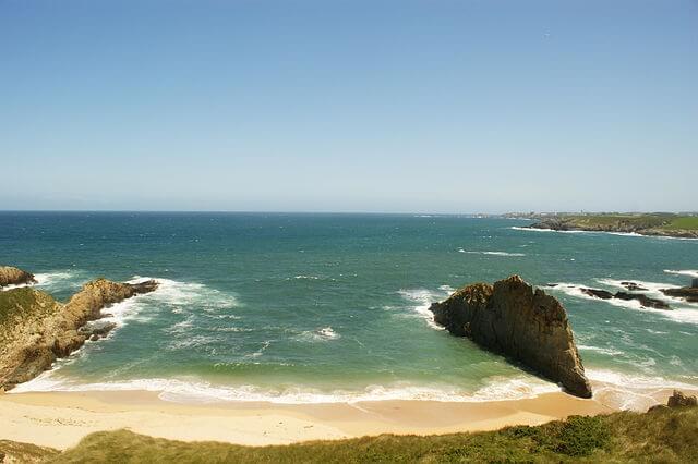 playa mexota asturias