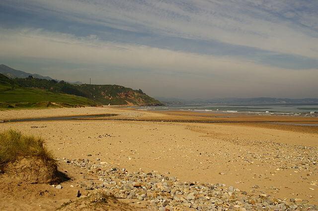 playa vega asturias