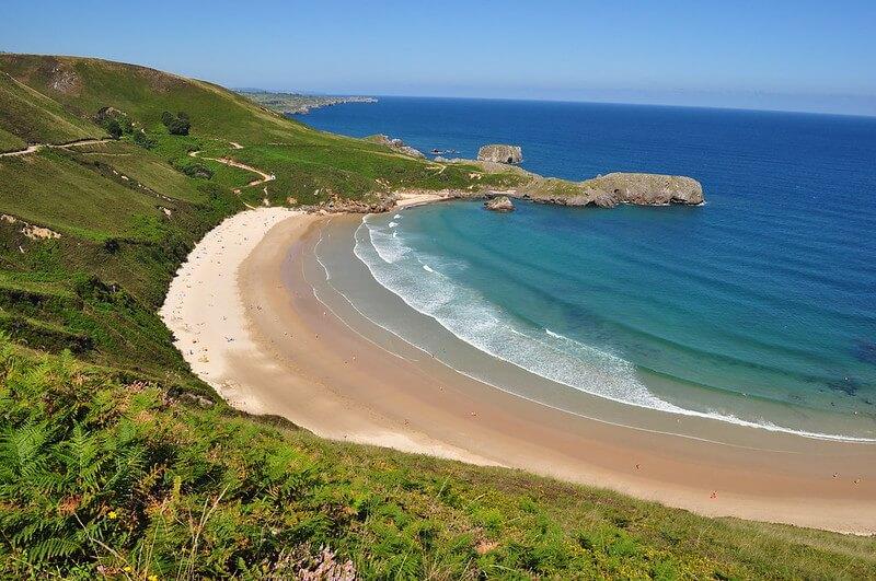 playas nudistas asturias