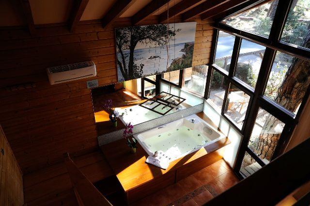 casa madera paraiso tietar